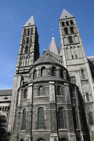 Cathédrale ND de Tournai