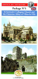 Package 5: St Gertrude's Collegiate Church and the Cistercian Abbey of Villers-la-Ville